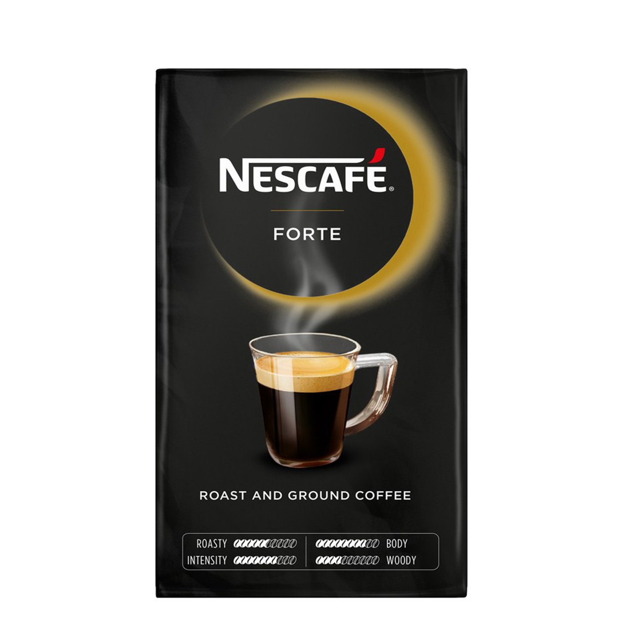 NESCAFE FORTE  R&G COFFEE 500 GR