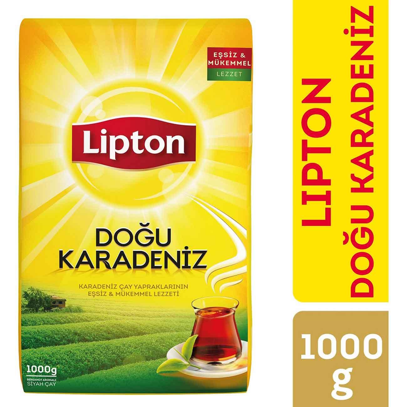 LİPTON DOĞU KARADENİZ DÖKME ÇAY 1000 GR